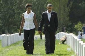 Barack Obama et son épouse Michelle : Hommage ému aux victimes du 11 septembre