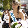 Sylvie Tellier est très confiante quant aux chances de Laury Thilleman de recevoir la couronne de Miss Univers 2011, le 12 septembre.