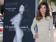 Elisabetta Canalis dévoile totalement sa plastique de rêve et affole l'Amérique