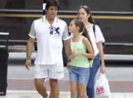 Erik Estrada, star de CHiPs : sortie avec les deux femmes de sa vie