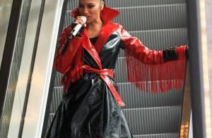 Nicole Scherzinger : La folle semaine de la très sexy show-girl
