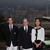 Le prince Albert : Un souverain passionné avec sa soeur Caroline et son neveu