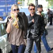 Kate Hudson : Inséparable de son amoureux Matthew Bellamy, sans leur bébé