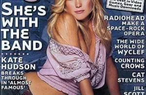 Flashback : les débuts de Kate Hudson, ses premières couvertures