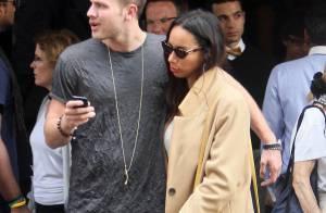 Leona Lewis : Très amoureuse, elle s'affiche très sexy sur scène