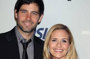 David Rogers de Cougar Town et Sally Pressman d'American Wives se sont mariés
