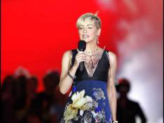 PHOTOS : Sharon Stone version flower power !