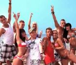 "Le clip officiel des Ch'tis à Ibiza : ""You're welcome to Ibiza"""