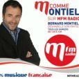 Bernard Montiel, tous les samedis dans M comme Montiel sur MFM radio