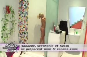 Les Anges de la télé réalité 3 : Stéphanie nue, Kamel veut perdre 10 kilos