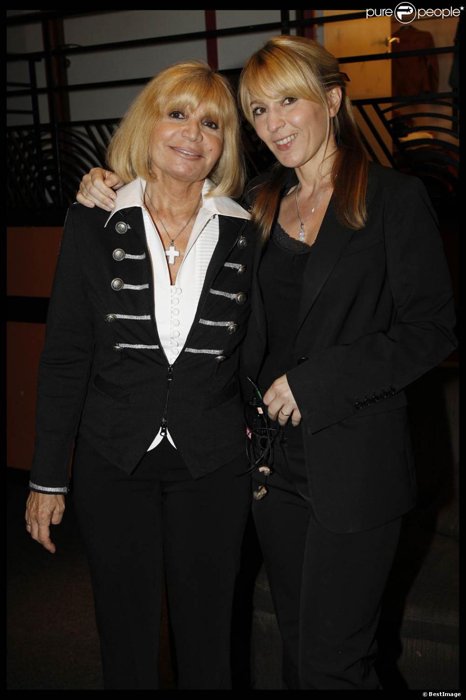 Bien connu Seda et Katia Aznavour. Outre le président Nicolas Sarkozy  FX81