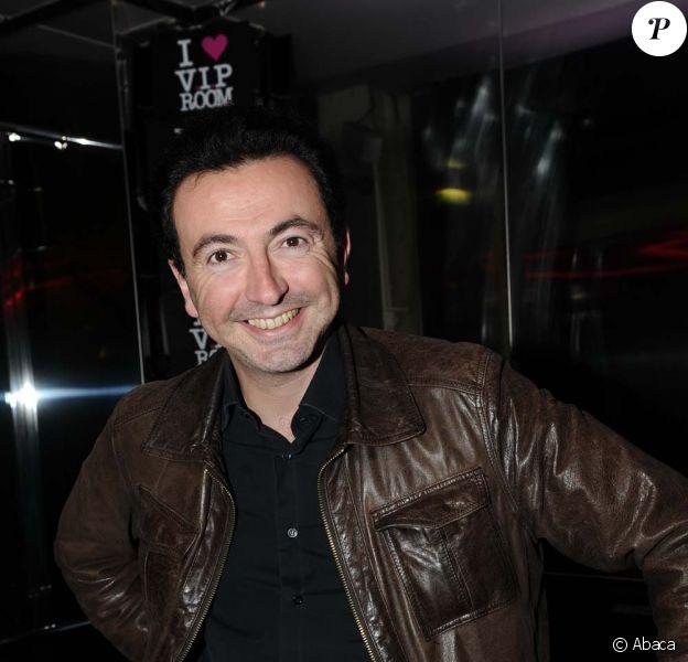 Gérarld Dahan, à Paris, le 13 septembre 2011.