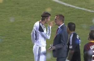 David Beckham : Le papa modèle pète les plombs devant ses enfants !