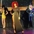 La statue de Rihanna rejoint de Britney Spears, Amy Winehouse et Lady Gaga au musée de Madame Tussauds à Londres, le 3 octobre 2011.