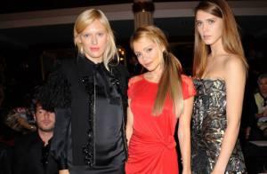 Fashion Week : Anna Sherbinina dévoile son charme envoûtant au défilé Ungaro