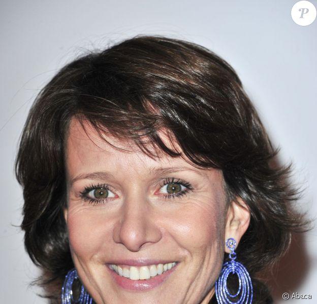 Carole Rousseau en décembre 2010 à Paris