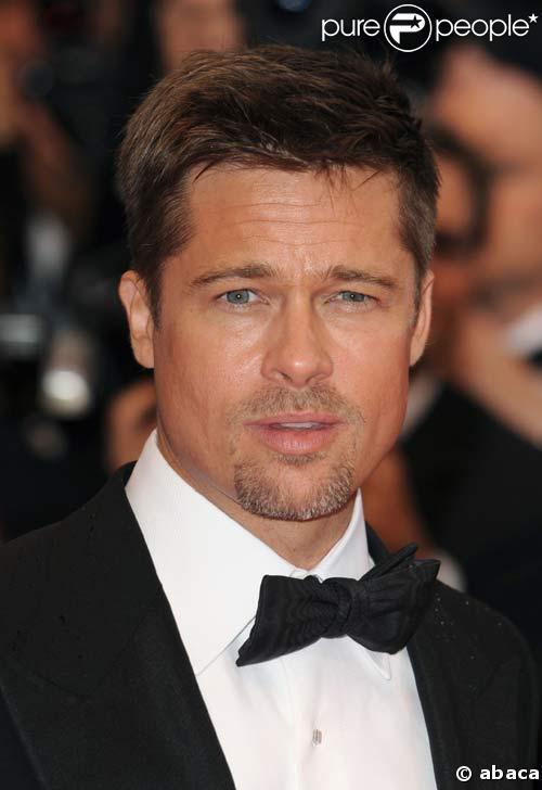 Brad Pitt palme d'or du plus beau cavalier au Festival de Cannes 2008