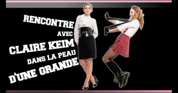 Rencontre d'une femme française