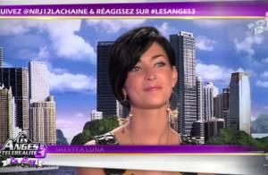 Les Anges, Le Mag : Sheryfa Luna et les rumeurs de ''prothèse'' de sa grossesse