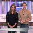 Matthieu et Jeny dans Les Anges de la télé-réalité 3 - Le Mag, jeudi 13 octobre 2011 sur NRJ 12