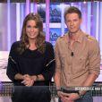 Jeny Priez et Matthieu Delormeau dans Les Anges de la télé-réalité 3 - Le Mag, jeudi 13 octobre 2011 sur NRJ 12