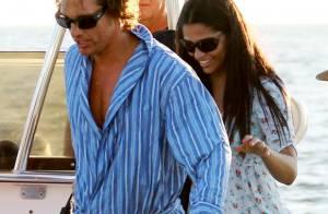 Matthew McConaughey joue au strip-teaser devant sa compagne Camila