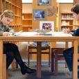 Emma Watson et Logan Lerman dans The perks of being a wallflower
