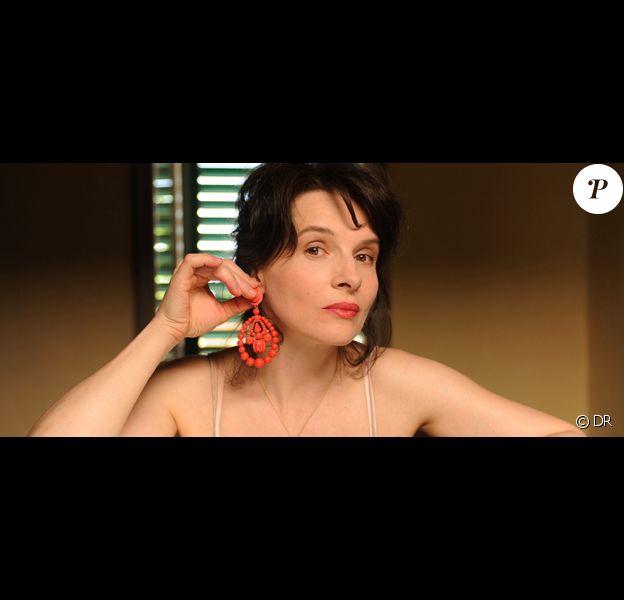 Juliette Binoche dans Copie Conforme.