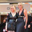Madonna et Sharon Stone
