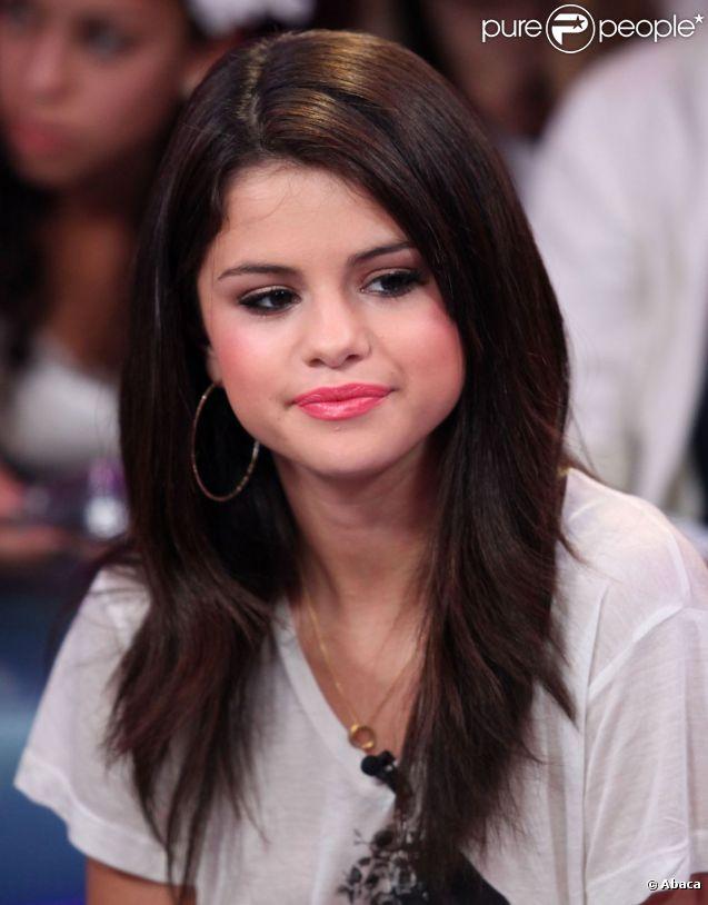 Selena Gomez en octobre 2011