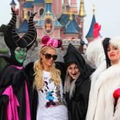 Paris Hilton : La starlette de passage à Paris, c'est shopping et Disney