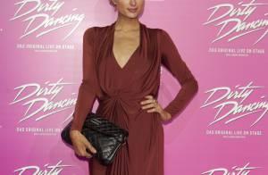 Paris Hilton : Un décolleté vertigineux, sublime pour Dirty Dancing