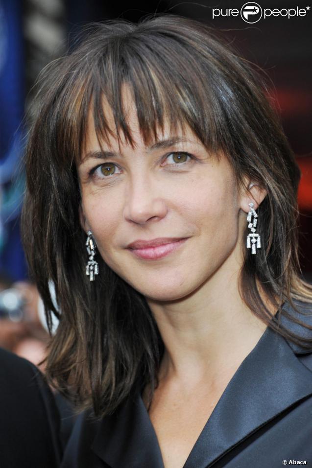Sophie Marceau en juillet 2011.