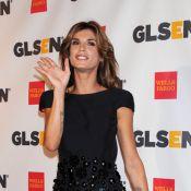 Elisabetta Canalis : Toujours aussi sexy pour l'élégant Chaz Bono !