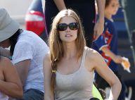 Denise Richards : Son adorable fillette Sam se la joue comme Beckham !