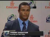 Mondial de rugby : Thierry Dusautoir sacré meilleur joueur de la planète