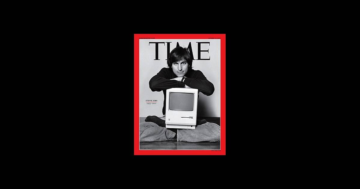 c0c647ba298 Steve Jobs n'a pas toujours été un bon père : les confessions de son  biographe - Purepeople
