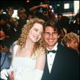 Nicole Kidman et Tom Cruise le 2 mai 1991.