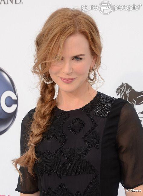 Nicole Kidman le 22 mai 2011 à Las Vegas.