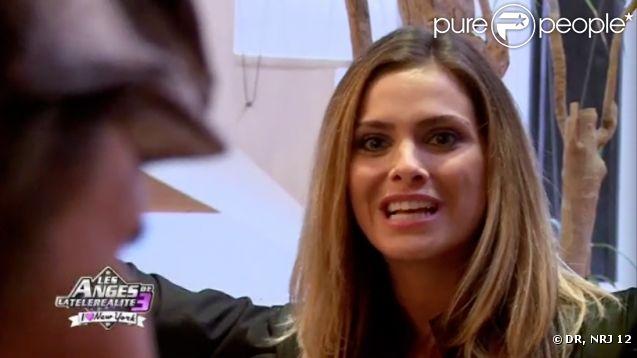 Clara Morgane dans les Anges de la télé-réalité 3, vendredi 28 octobre 2011 sur NRJ 12