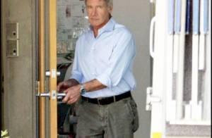 VIDEO : Harrison Ford chez l'esthéticienne... ça fait très mal ! (réactualisé)