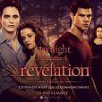 Un extrait avec Taylor Lautner dans Twilight 4
