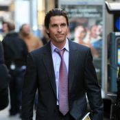 The Dark Knight Rises : Christian Bale s'envole dans une machine infernale