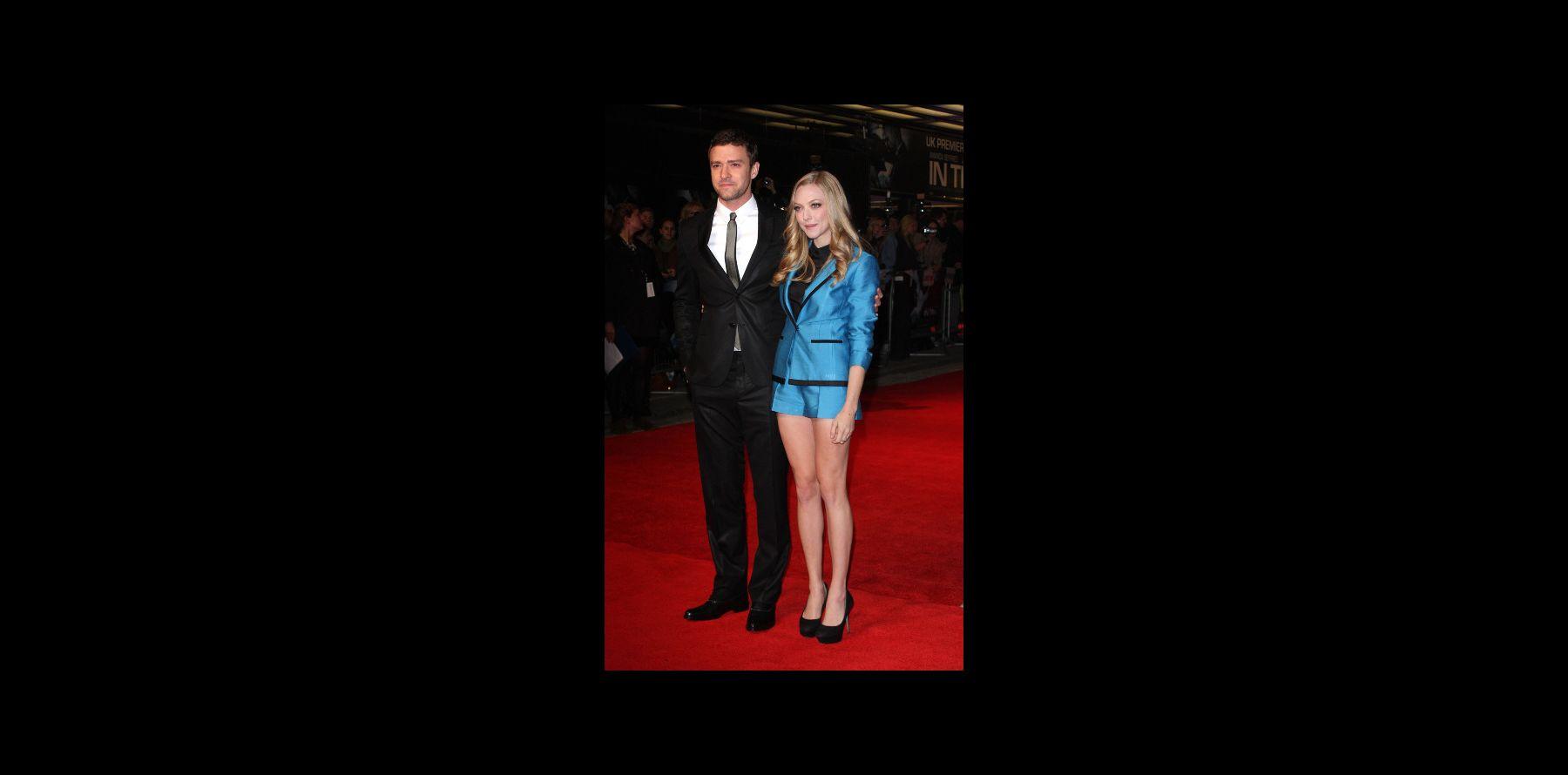 Justin Timberlake & Amanda Seyfried: In Time L.A