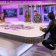 Le plateau des Anges de la télé-réalité 3 - Le Mag, mardi 1 novembre sur NRJ 12