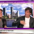 Carine et Gilles Lukas dans les Anges de la télé-réalité 3 - Le Mag, mardi 1 novembre sur NRJ 12