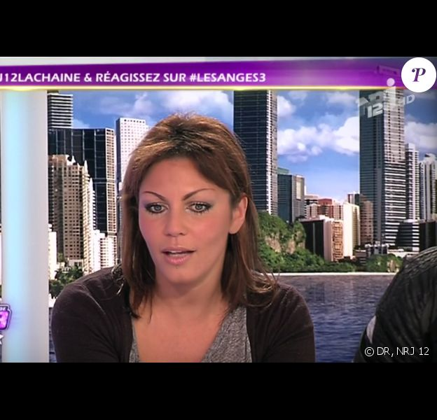 Carine dans les Anges de la télé-réalité 3 - Le Mag, mardi 1 novembre sur NRJ 12