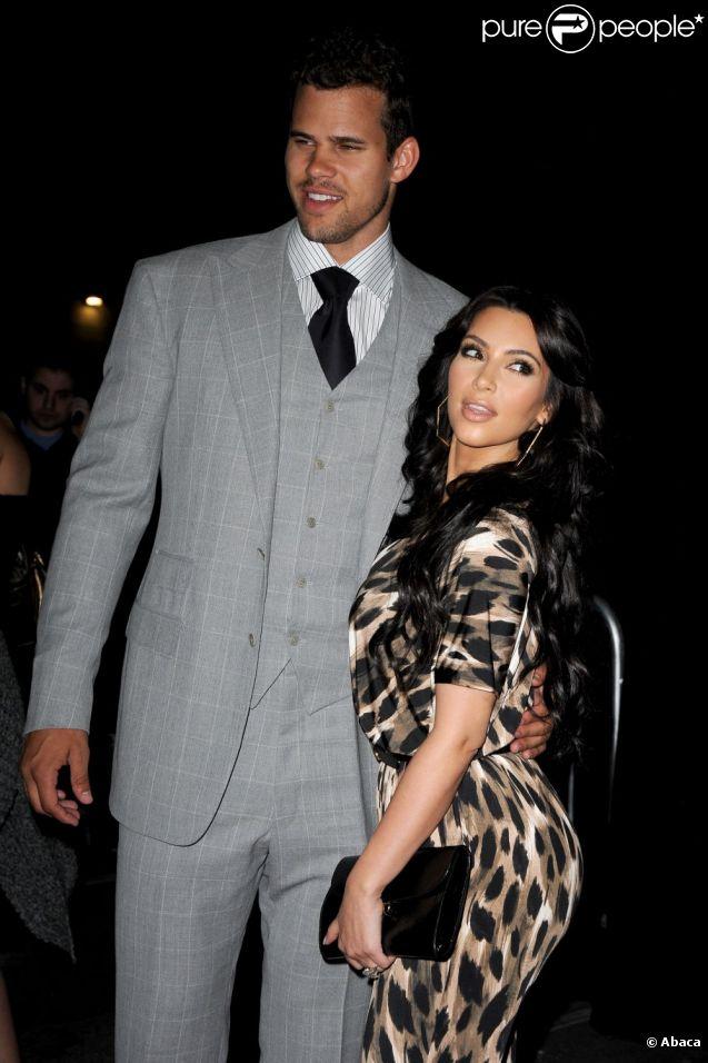 Divorce de Kim Kardashian et Kris Humphries  Faux mariage et vraie  mascarade ?