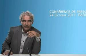 Raymond Domenech : Une conférence de presse surréaliste...