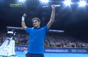 Roger Federer : Le retour en grâce du Roi Roger devant son public